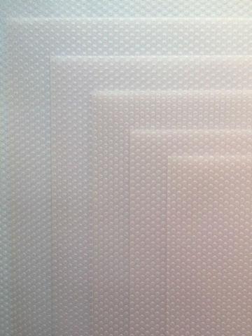 Коврики на полки в холодильник (Белый)