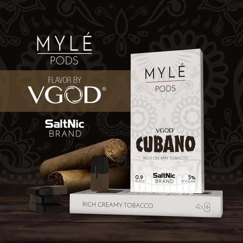 Картридж для MYLE VGOD Cubano