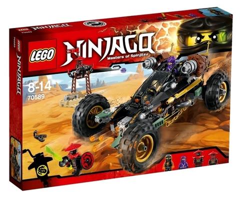 LEGO Ninjago: Горный внедорожник 70589 — Лего Ниндзяго 70589 Rock Roader — Лего Ниндзяго