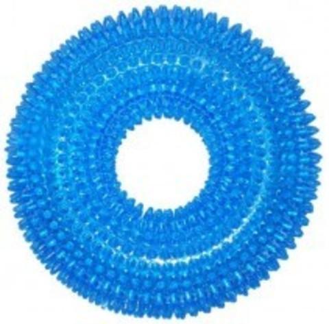 N1 Игрушка для собак кольцо с шипами