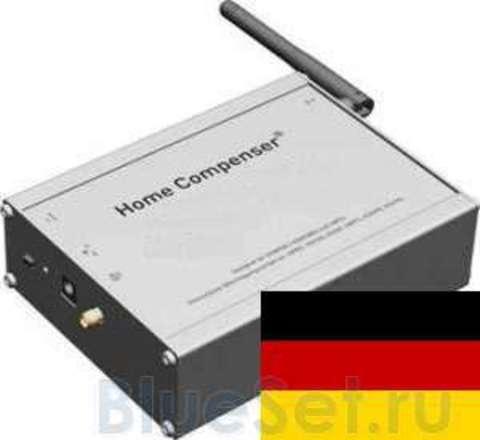 Бустер Novero Home Compenser 3G/GSM 900/1800/2000 в комплекте с всенаправленной антенной