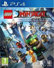 PS4 LEGO: Ниндзяго Фильм. Видеоигра (русские субтитры)