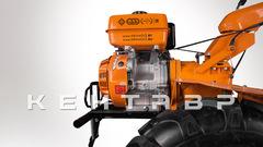 Мотоблок Кентавр 2090 Б (9,6л.с.) колесо 5,00*12