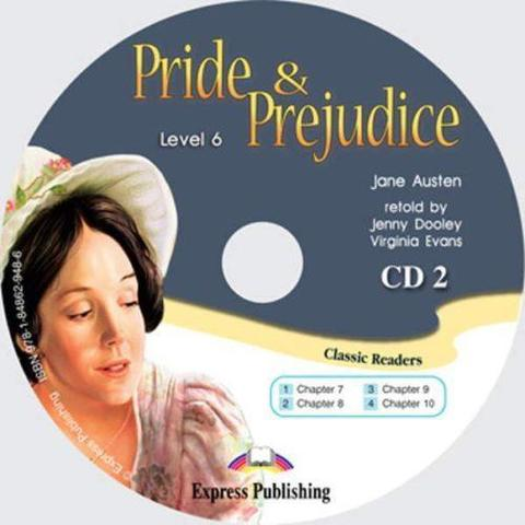 Pride & Prejudice. Advanced (10-11 класс). Audio CD2