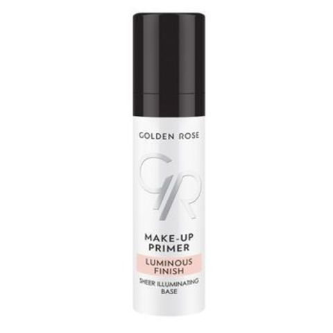 Golden Rose Cияющая основа для макияжа лица MAKE-UP PRIMER LUMINOUS FINISH