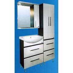 Мебель для ванной комнаты Грация венге-