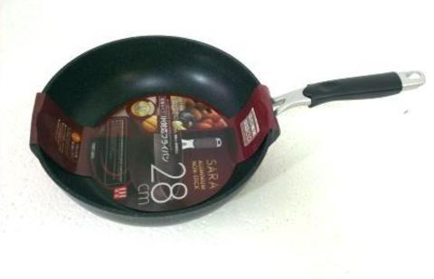 Сковорода мрамор. d 2802 Wok Pan