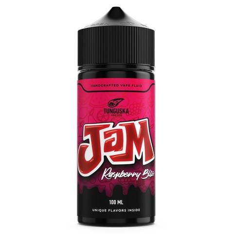 Tunguska JAM - Raspberry Bliss 100 мл