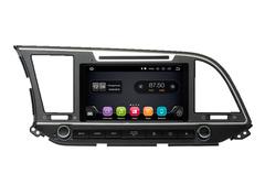 Штатная магнитола для Hyundai Elantra 16+ Incar TSA-2432