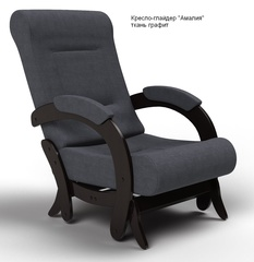 Кресло-качалка Амалия Ткань