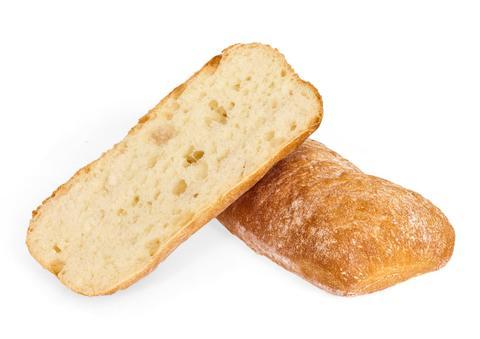Хлеб Чиабатта, 230 гр.(вл.25)