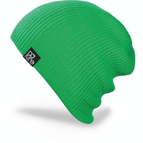 Картинка шапка-бини Dakine tall boy beanie Green
