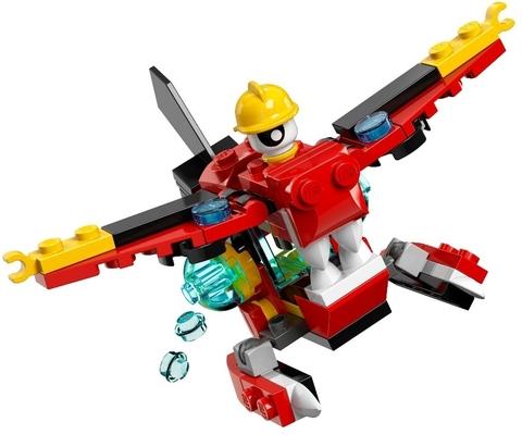 LEGO Mixels: Аквад 41564 — Aquad — Лего Миксели