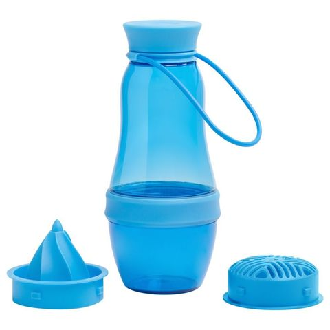Amungen Bottle-juicer, blue