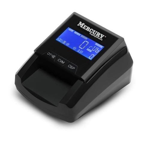 Детектор валют MERCURY D-20А Flash Pro LCD автоматический