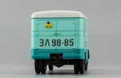 GAZ-51 Van advertising Mineral Water 1953 DIP 1:43