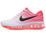 Кроссовки Женские Nike Air Max 2017 White Coral