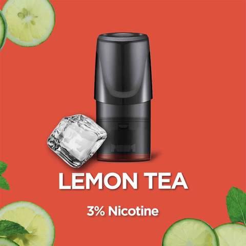 Сменный Картридж RELX 2ml Lemon Tea 3% (упаковка из 3шт)