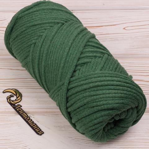 Шнур 5мм  Темно-зеленый