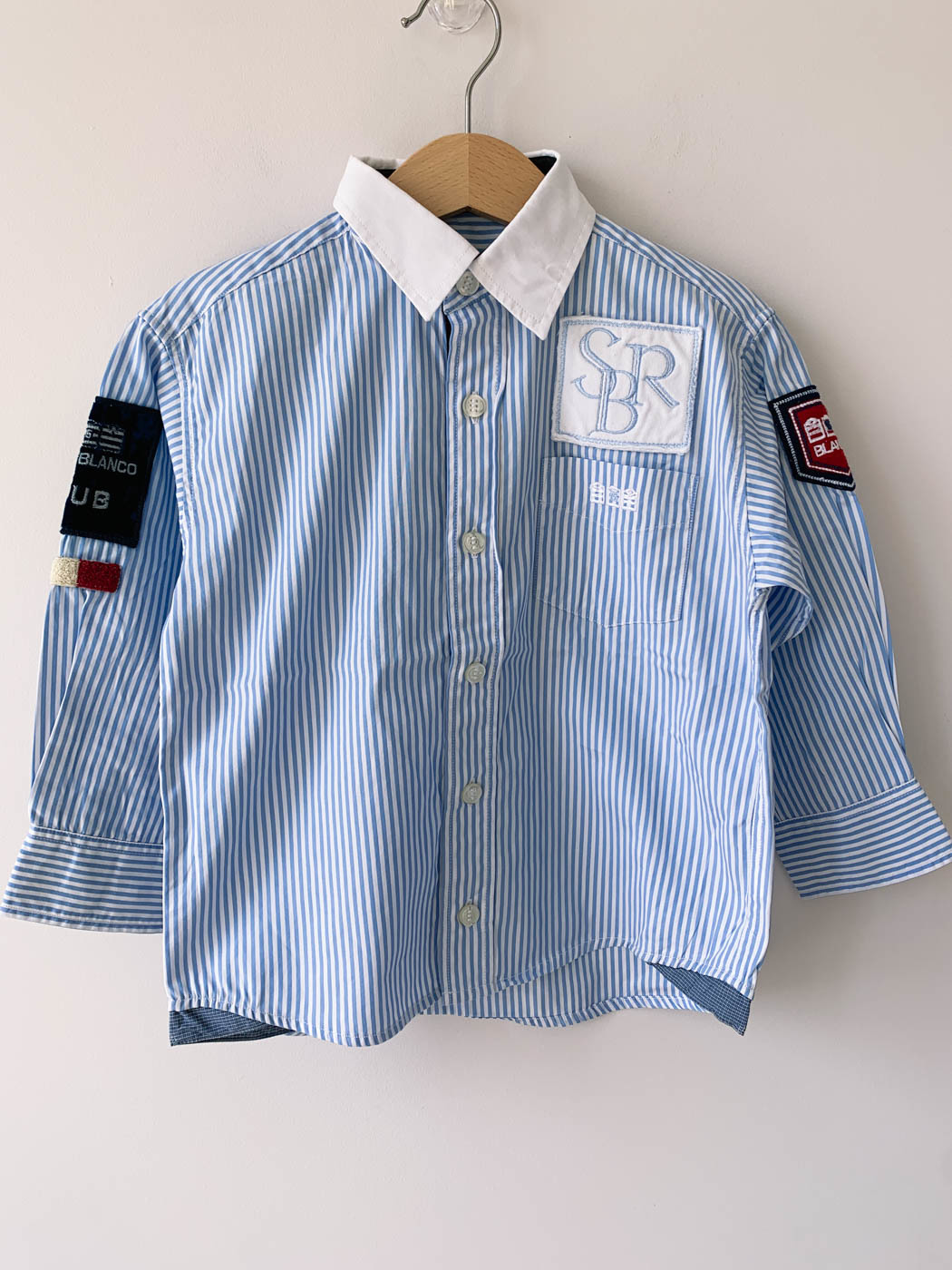 Рубашка Serge Blanco