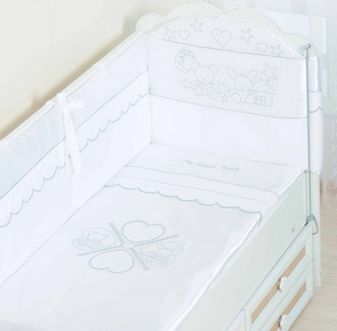 Детское постельное белье Друзья 3 предмета