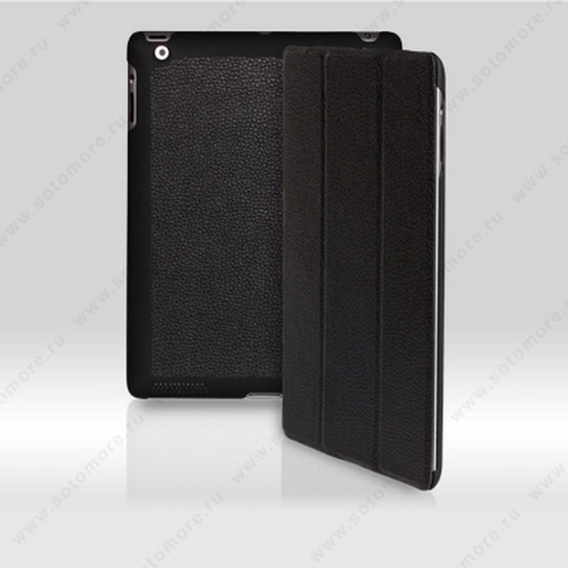 Чехол-книжка Yoobao для Apple iPad 4/ 3/ 2 - Yoobao iSlim Leather Case Black