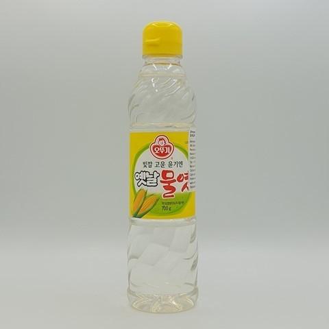 Кукурузный сироп Korean Corn Оттоги OTTOGI