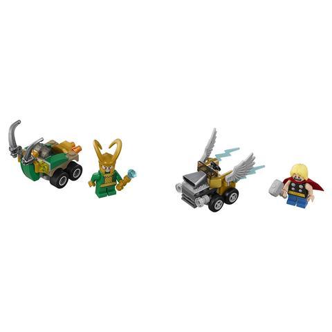 LEGO Super Heroes: Тор против Локи 76091 — Thor vs. Loki — Лего Супергерои Марвел