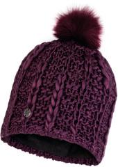 Шапка вязаная с флисом Buff Hat Knitted Polar Liv Dahlia