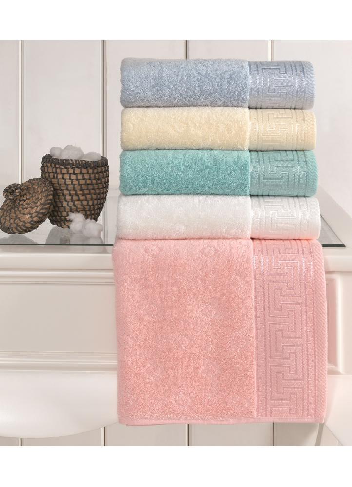 Полотенца VERA  ВЕРА полотенце махровое Soft Cotton (Турция) VERA.jpeg