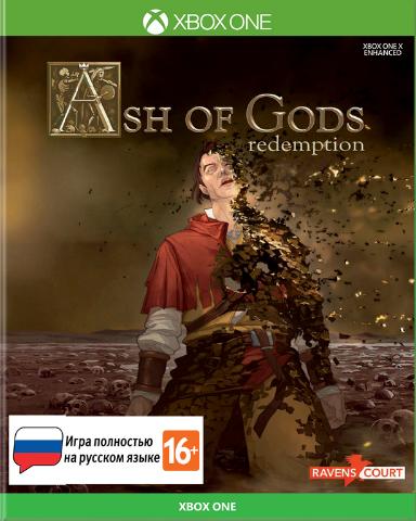 Xbox One Ash of Gods: Redemption Стандартное издание (русская версия)