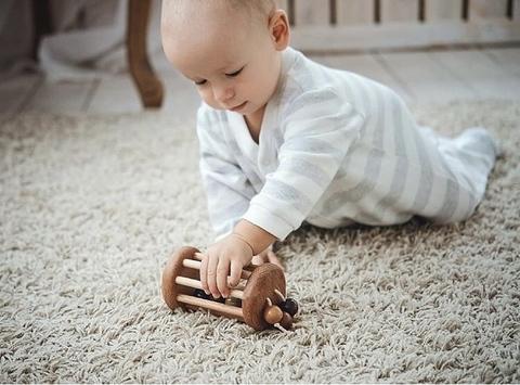 Большой набор игрушек  от рождения до года