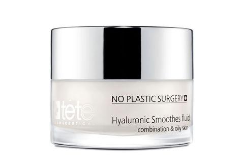 Флюид липосомальный на основе гиалуроновой кислоты для всех типов кожи TETe Hyaluronic Fluid, 50 мл