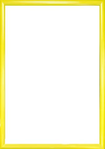 Рамка 20х30 Желтая