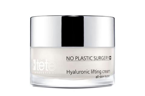 Липосомальный лифтинг-крем с гиалуроновой кислотой и пептидами TETe Hyaluronic Lifting Cream, 50 мл