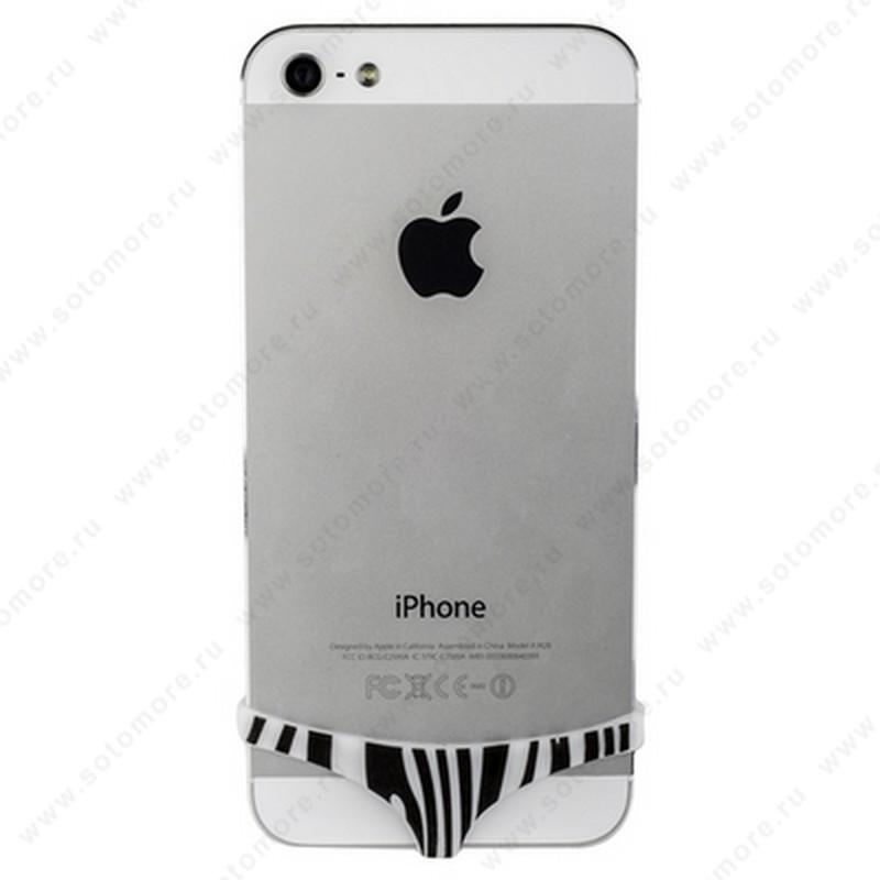Чехольчик бикини для Apple iPhone 5s/ 5/ 4s /4 вид 6