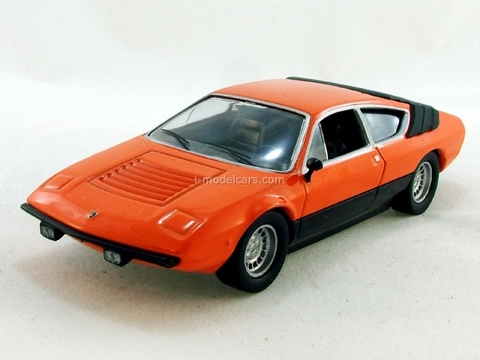 Lamborghini Urraco 1:43 DeAgostini Supercars #38