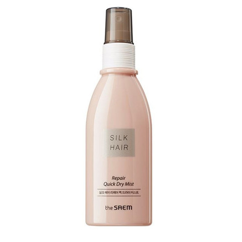 Saem SILK HAIR R Мист для сушки волос Silk Hair Repair Quick Dry Mist 100мл