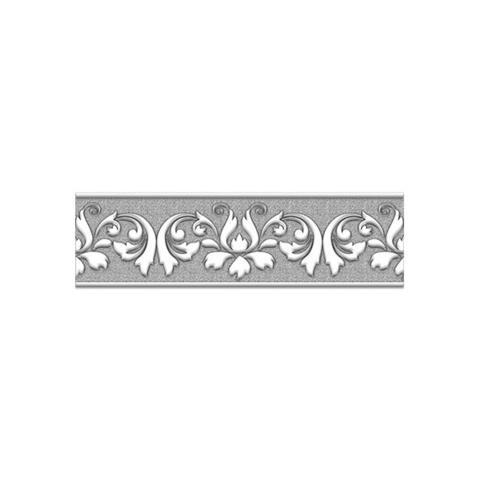 Бордюр Преза серый 05-01-1-62-04-06-1015-0 200х60х8