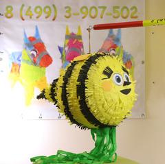 Пиньята пчелка