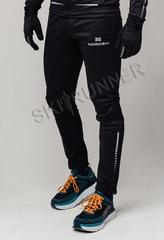Лыжные разминочные брюки NordSki Pro Black мужские