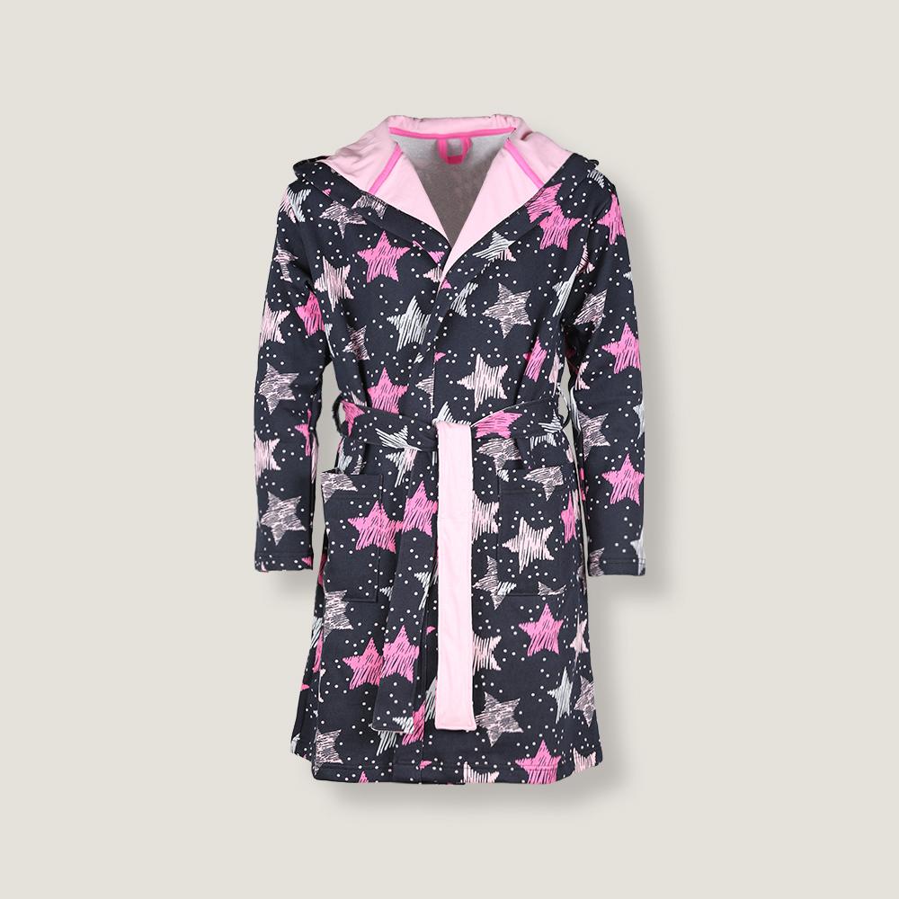Детский женский халат E19K-64W101