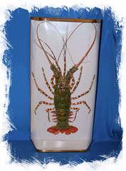 Лангуст для декора в морском стиле