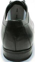 Демисезонные туфли мужские под костюм Ikoc 060-1 ClassicBlack.
