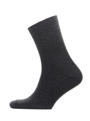 C05-1 носки женские, темно-серые (10 шт)