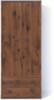 Индиана JSZF2d2s Шкаф платяной (дуб шуттер)