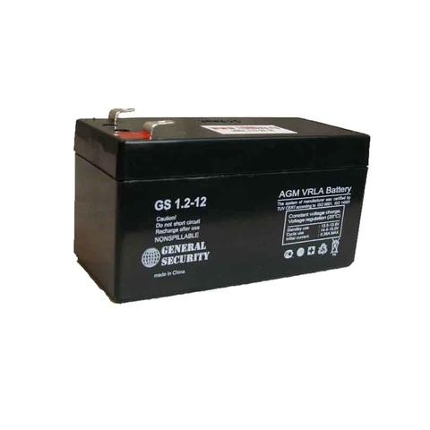 Аккумулятор GS 1.2-12 (12В 1,2А/ч)