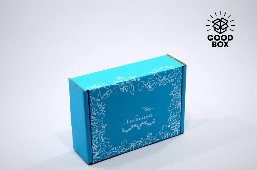 Подарочная коробка любимой девушке купить в Казахстане