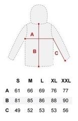 Куртка дождевая Lucky John (XXL)