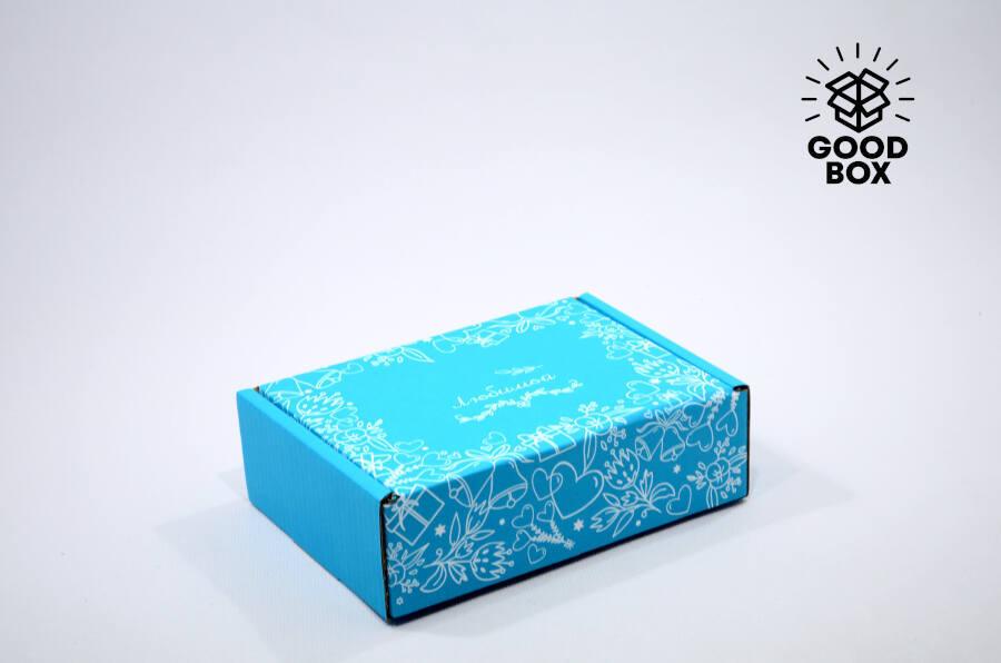Купить подарочную коробку любимой девушке
